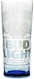 Budweiser Light Pint Glass Personalised | County Engraving